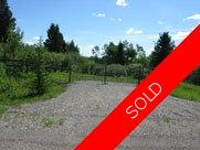 near Priddis Land for sale:    (Listed 2011-06-13)