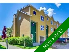 Westridge Townhouse for sale:  3 bedroom 1,348 sq.ft. (Listed 2017-10-16)