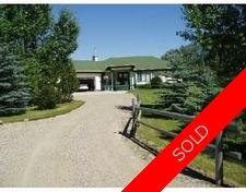 the heart of Priddis House for sale: bf   (Listed 2011-06-10)