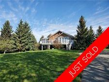 Foothills, Alberta ACREAGE for sale:  3 bedroom 1,453 sq.ft. (Listed 2020-06-14)